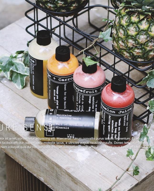 ecommerce web design KL beauty salon website