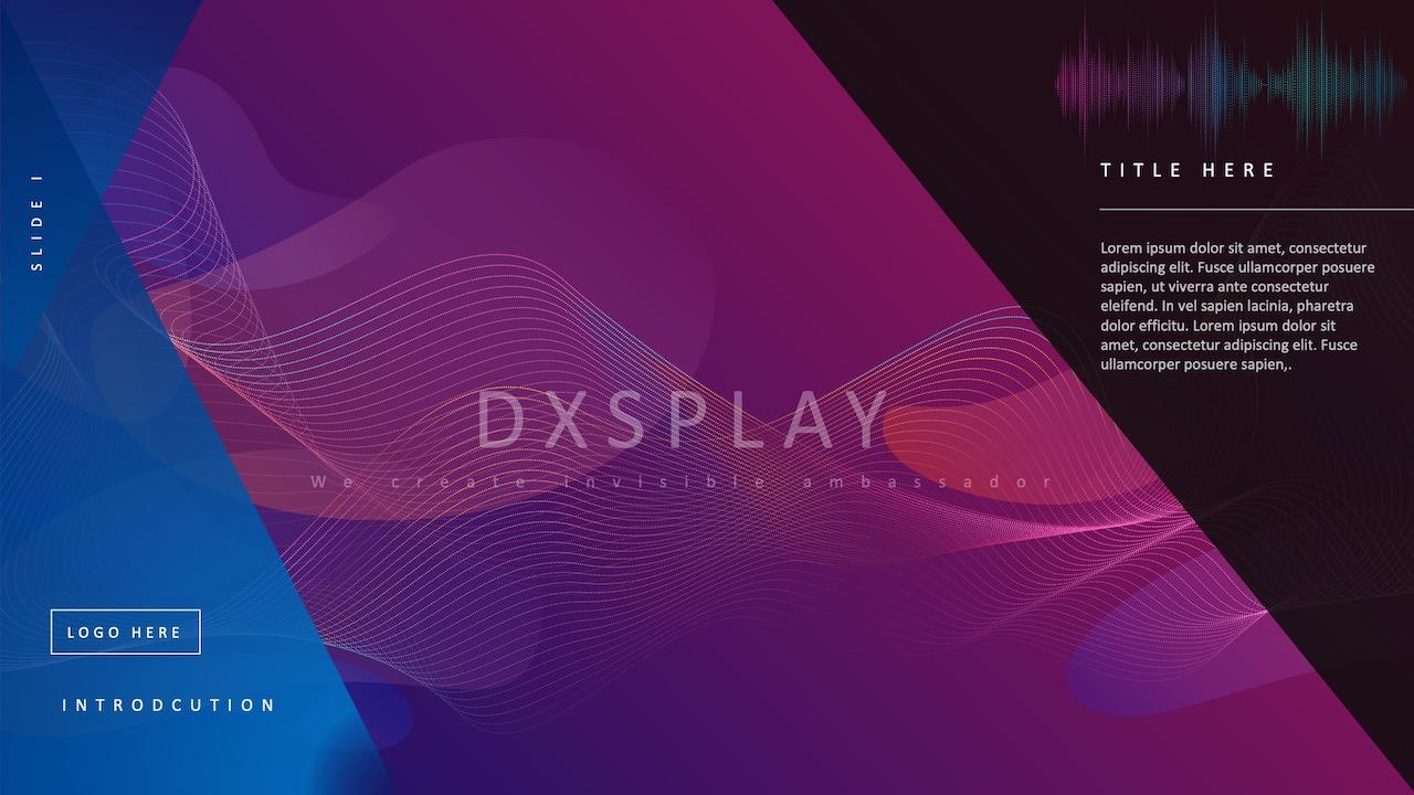 dxsplay powerpoint