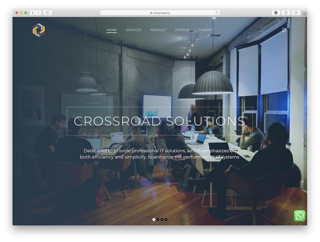 crossroad solution